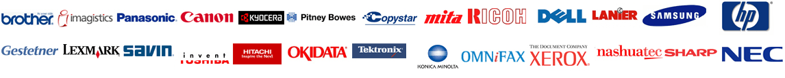 Copier Lease Portland Supported Brands